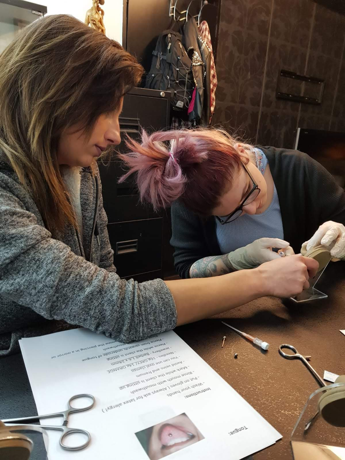 b559a19c22af8 The Body Piercing Academy: UK body piercing courses | Learn to pierce